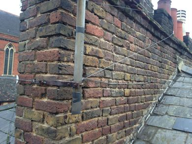 Slated Roof Repairs in West London