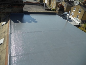 We Are Specialists In Liquid Plastics London Roofing Ltd